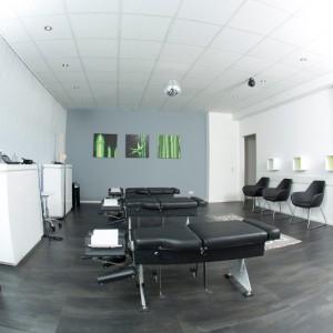 Behandlungs-Raum CR