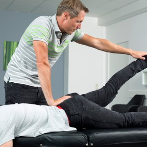 Beweglichkeit Messung amerikanische Chiropraktik