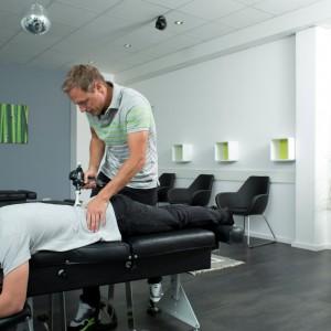 Rücken Behandlung Chiropraktiker Rainer