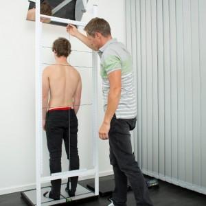 Kontrolle Messung Haltung
